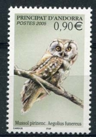 Andorra Fr., michel 628, xx