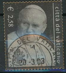 Vaticaan, michel 1428, o