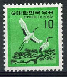 Korea Z,., michel 1162, xx