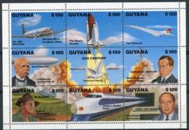 Guyana, michel 4201/09, xx