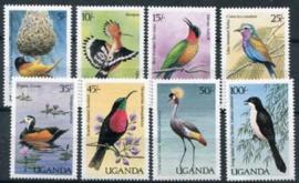 Uganda, michel 544/51,xx