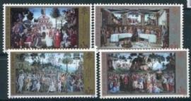 Vatikaan, michel 1411/14, xx