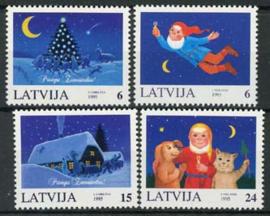Letland, michel 416/19, xx