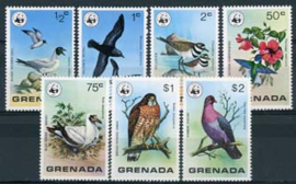 Grenada, michel 881/87, xx