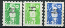 St.Pierre, michel 665/67, xx