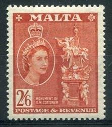Malta, michel 250, x