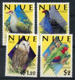 Niue, michel 939/42, xx