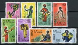 Somalie, michel 16/23, xx