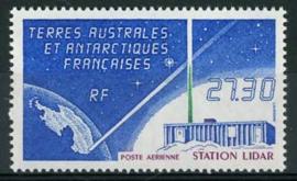 Antarctica Fr., michel 327, xx