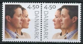 Denemarken, michel 13769/70, xx