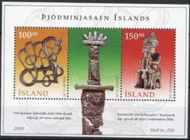 IJsland, michel blok 37, xx