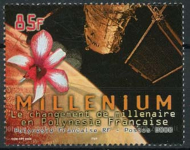 Polynesie, michel 831, xx