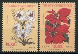 Turkije, michel 3124/25, xx