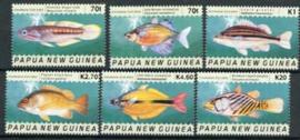 Papua N. Guinea, michel 1039/44, xx