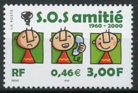 Frankrijk, michel 3496, xx