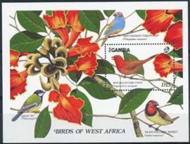 Gambia, michel blok 64, xx