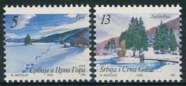 Joegoslavie, michel 3265/66, xx