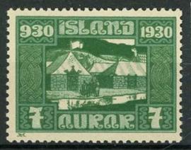 IJsland, michel 127, xx