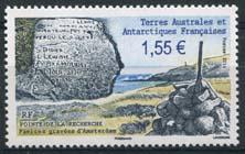 Antarctica Fr., michel 851, xx