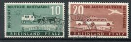 Rheinland, michel 49/50, o
