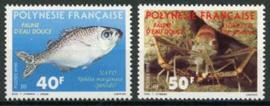 Polynesie, michel 551/52,xx