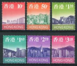 Hong Kong, michel 805/10, xx