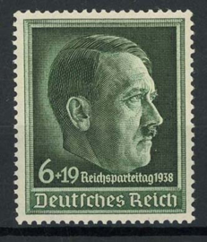 Duitse Rijk, michel 672, xx