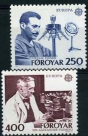 Faroer, michel 84/85, xx
