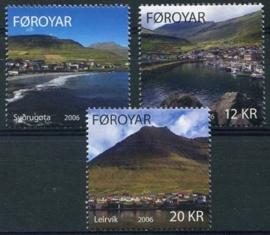 Faroer, michel 557/59, xx