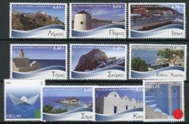 Griekenland, michel 2572/81 A, xx
