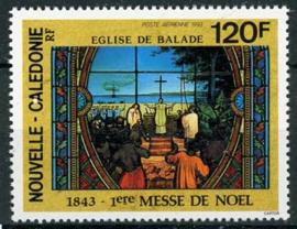 N.Caledonie, michel 972, xx
