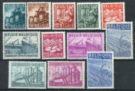 Belgie, obp 761/72, xx