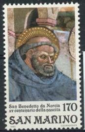 S.Marino, michel 1205, xx