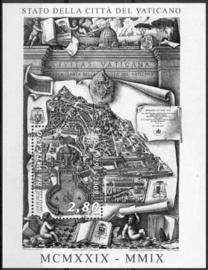 Vatikaan, michel blok 32, xx
