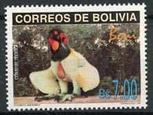 Bolivia, michel 1377 , xx