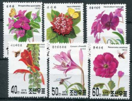 Korea N., michel 3309/14, xx