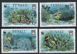 Tuvalu, michel 638/41, xx