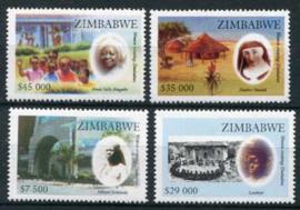 Zimbabwe, michel 874/77, xx
