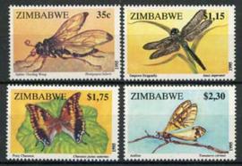Zimbabwe, michel 554/57, xx