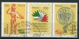 Italie, michel 1902/04, o