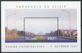 IJsland, michel blok 31, xx