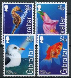 Gibraltar, michel 962/65, xx