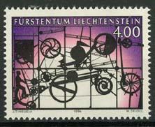 Liechtenstein, michel 1084, xx