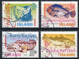 IJsland, michel 886/89, o