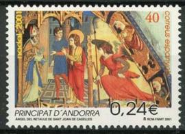 Andorra Sp., michel 284, xx