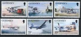 Guernsey, michel 453/58, xx