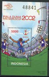 Indonesie, zbl. blok 197, xx