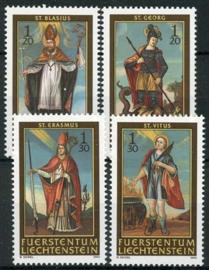 Liechtenstein, michel 1326/29, xx