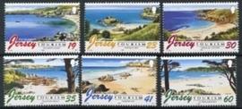 Jersey, michel 748/53, xx