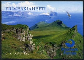 Faroer, michel MH 4,  xx